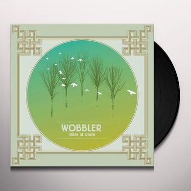 Wobbler RITES AT DAWN Vinyl Record - UK Release