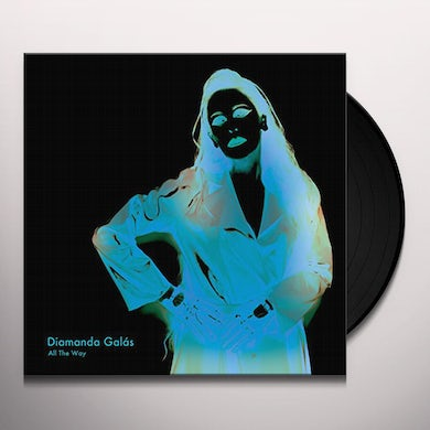 DIamanda Galas ALL THE WAY Vinyl Record