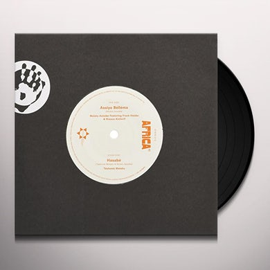 Assiyo Ellema MULATU ATSATKE FT FRANK HOLDER Vinyl Record