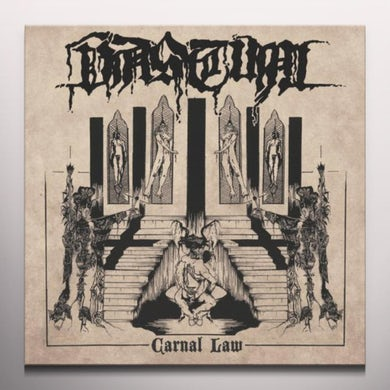 Vastum CARNAL LAW (COLORED) Vinyl Record