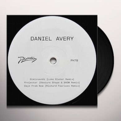 Daniel Avery SONG FOR ALPHA REMIXES TWO Vinyl Record