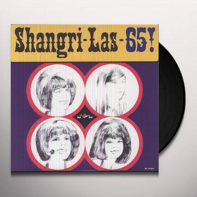 Shangra-Las 65 Vinyl Record