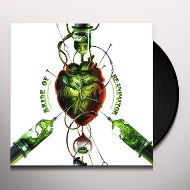 Richard Band BRIDE OF RE-ANIMATOR Vinyl Record
