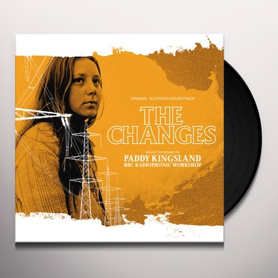 Paddy Kingsland THE CHANGES Vinyl Record