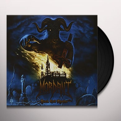 Mordant BLACK EVIL MASTER Vinyl Record