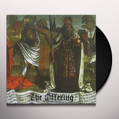 Burning Saviours OFFERING: FORBANNELSEN PART II Vinyl Record