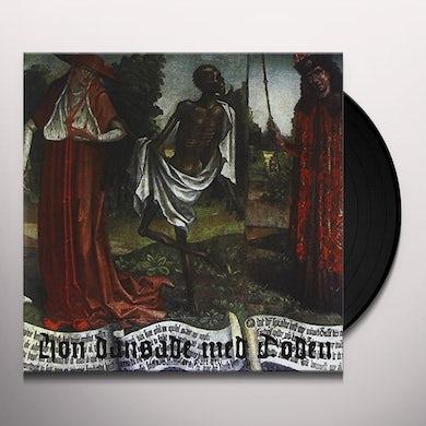 Burning Saviours HON DANSADE MED DODEN (FORBANNELSEN TV) Vinyl Record