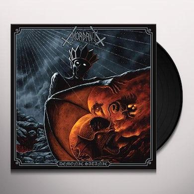 Mordant DEMONIC SATANIC Vinyl Record
