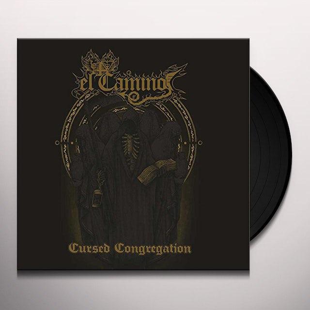 El Camino CURSED CONGREGATION Vinyl Record