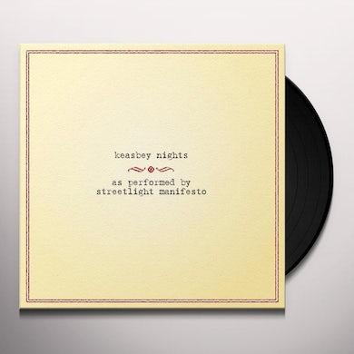 Streetlight Manifesto KEASBEY NIGHTS Vinyl Record