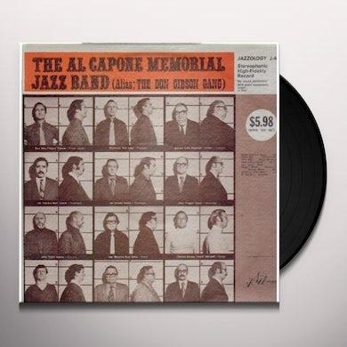 Don Gibson AL CAPONE MEMORIAL JAZZ BAND (Vinyl)