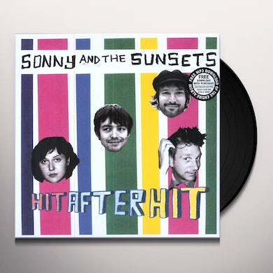 Sonny & The Sunsets HIT AFTER HIT Vinyl Record