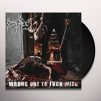 Wrong One To Fuck With Vinyl Record