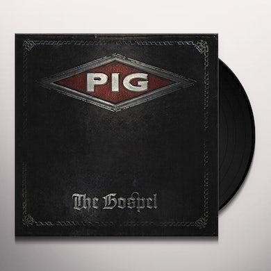 Pig GOSPEL Vinyl Record