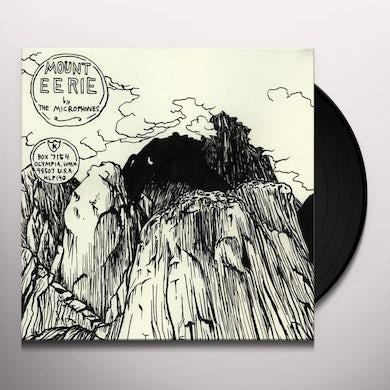 MICROPHONES MOUNT EERIE Vinyl Record