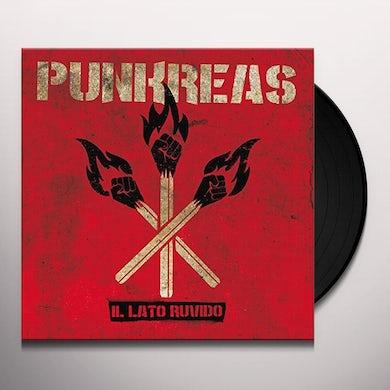 PUNKREAS IL LATO RUVIDO Vinyl Record