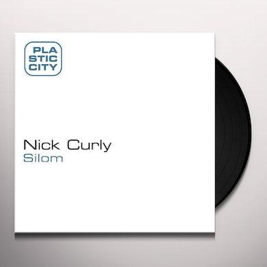 Nick Curly SILOM Vinyl Record