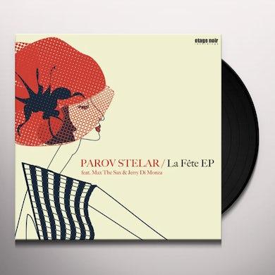 Parov Stelar LA FETE Vinyl Record