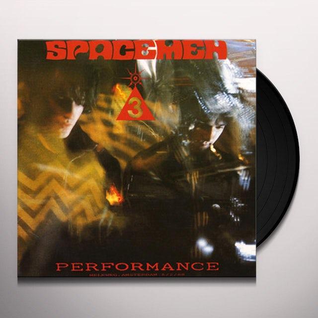 Spacemen 3 PERFORMANCE Vinyl Record