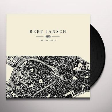 Bert Jansch  LIVE IN ITALY Vinyl Record