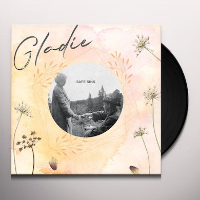 Gladie SAFE SINS (COLOR VINYL) Vinyl Record