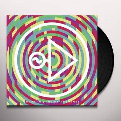 Schematic COLOR INSIDES THE LINES Vinyl Record