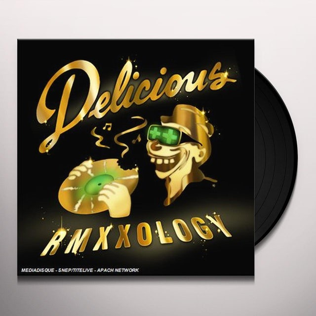 Delicous Vinyl All Stars RMXXOLOGY Vinyl Record