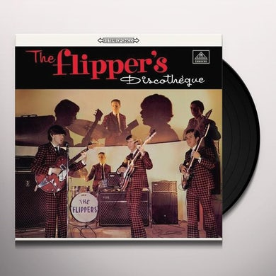Flipper'S DISCOTHEQUE Vinyl Record