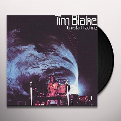 CRYSTAL MACHINE Vinyl Record