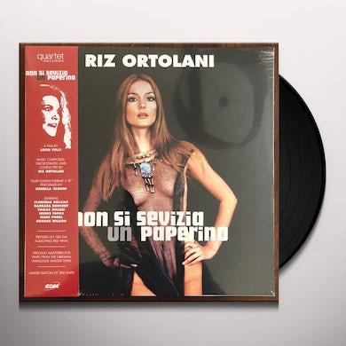 Riz Ortolani NON SI SEVIZIA UN PAPERINO-DON'T TORTURE A DUCKING Vinyl Record