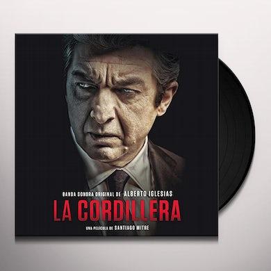 Alberto Iglesias LA CORDILLERA / Original Soundtrack Vinyl Record