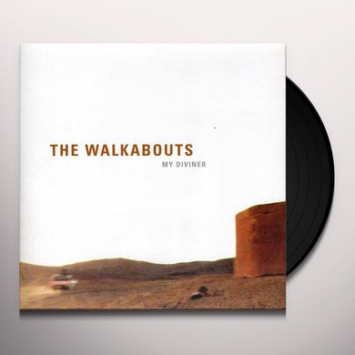 The Walkabouts MY DIVINER / NEU DEATH VALLEY Vinyl Record