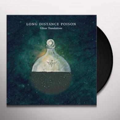 Long Distance Poison GLIESE TRANSLATIONS Vinyl Record