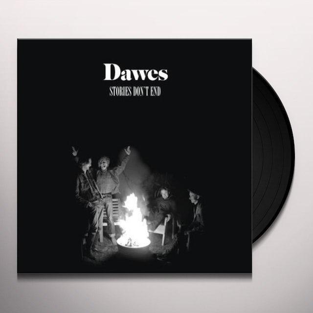 Dawes STORIES DON'T END Vinyl Record