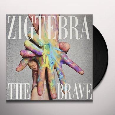 Zigtebra BRAVE Vinyl Record