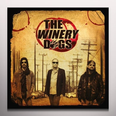 Winery Dogs WINERY DOG Vinyl Record