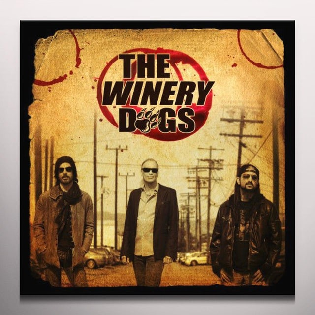 Winery Dogs WINERY DOG Vinyl Record