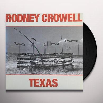 TEXAS Vinyl Record
