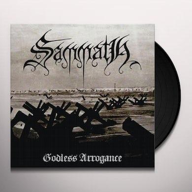 Sammath GODLESS ARROGANCE Vinyl Record