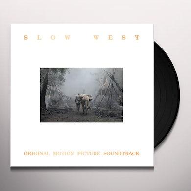 SLOW WEST / Original Soundtrack Vinyl Record