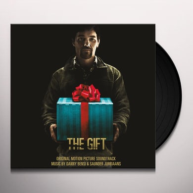 Danny Bensi & Saunder Jurriaans GIFT / Original Soundtrack Vinyl Record