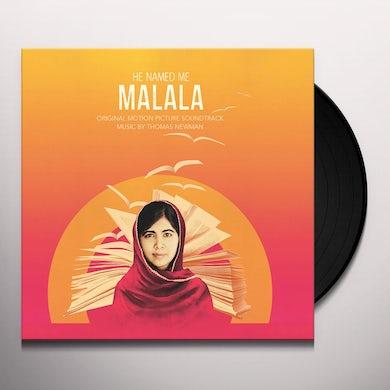 Thomas Newman HE CALLED ME MALALA / Original Soundtrack Vinyl Record
