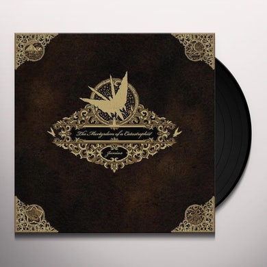 Junius MARTYRDOM OF A CATASTROPHIST Vinyl Record