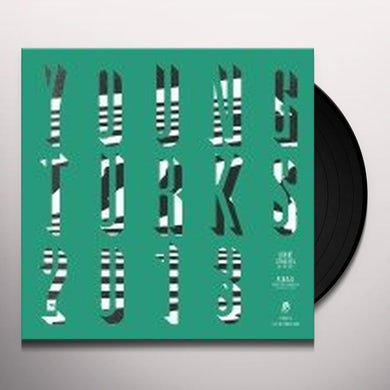Young Turks 2013/3 / Various Vinyl Record