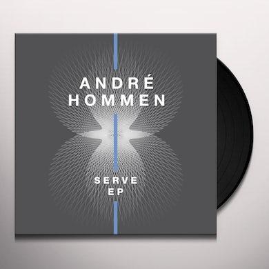 Andre Hommen SERVE Vinyl Record