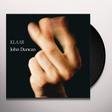 John Duncan KLAAR Vinyl Record