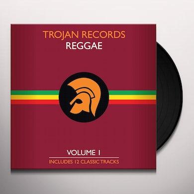 BEST OF TROJAN REGGAE 1 / VARIOUS Vinyl Record