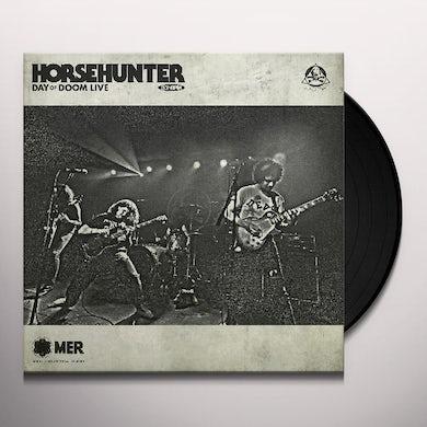 HORSEHUNTER DAY OF DOOM LIVE (BROWN VINYL) Vinyl Record
