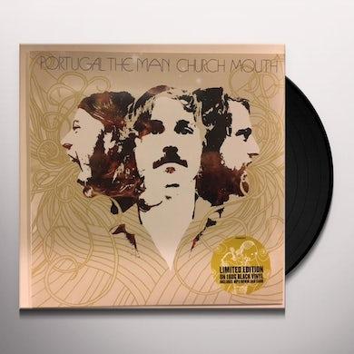 Portugal. The Man CHURCH MOUTH Vinyl Record