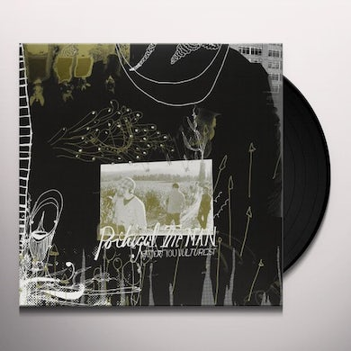 Portugal. The Man WAITER: YOU VULTURES Vinyl Record